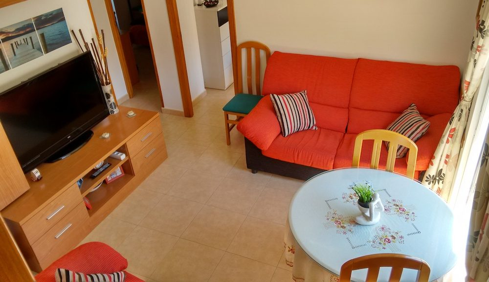 Townhouse near the sea and in the center of the village of La Herradura