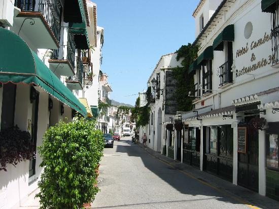Townhouse for sale in heart of Nerja and few minutes walking to the beach