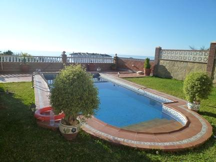 Wonderful detached house for sale in Torrox Park, Costa del sol