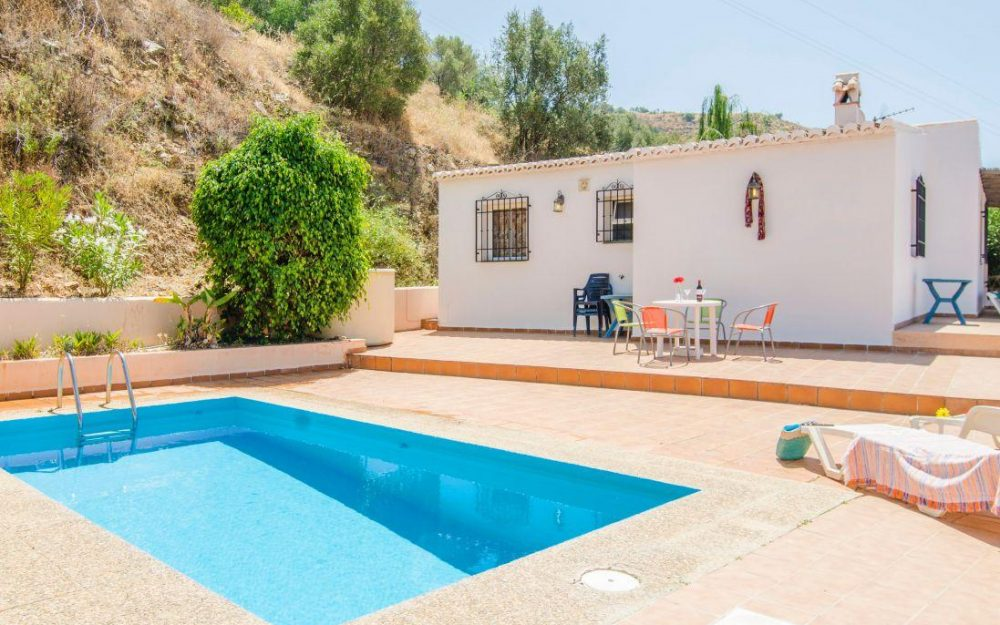 Fully Furnished Villa for sale with pool in Torrox , Málaga