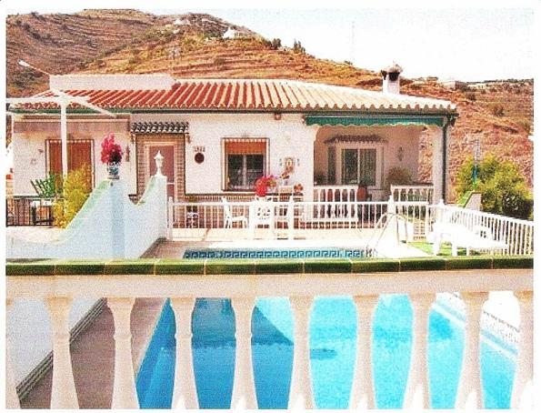 Fully Furnished Cortijo for sale pool  in Nerja Punta Lara, Málaga