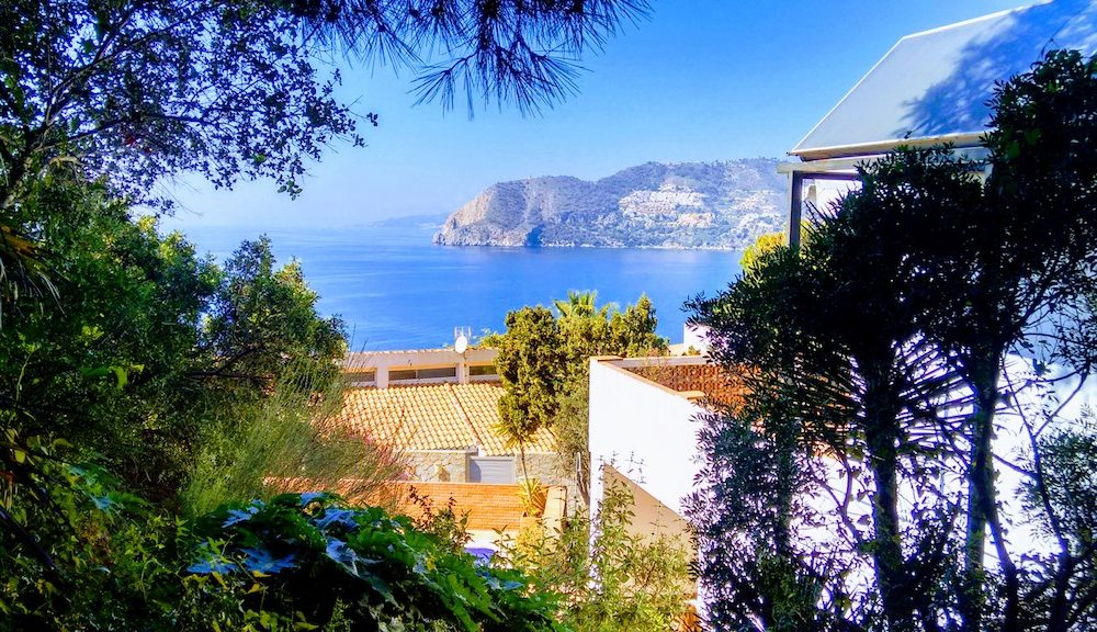 Holiday rental Exclusive villa walking distance to the beach private pool Punta de la Mona La Herradura