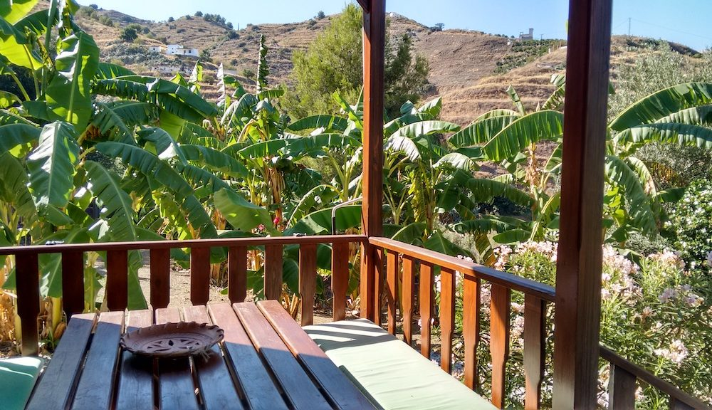 Cortijo for sale just a few minutes from the center of Almunecar with private indoor pool
