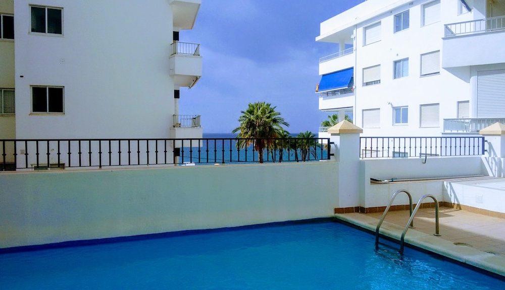 Bel appartement dans le centre de la Herradura à deux pas de la plage en vente