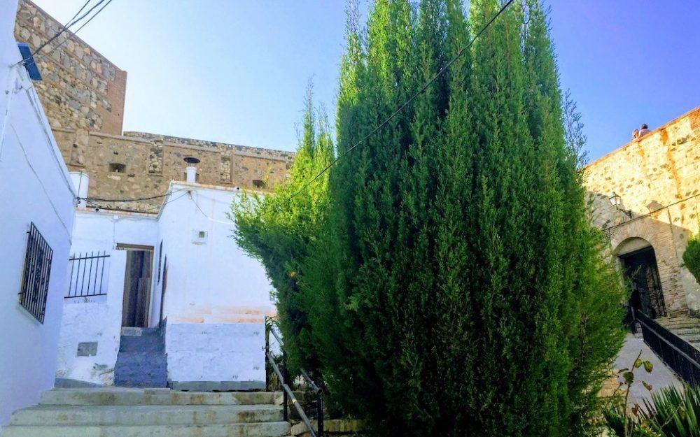 Maison de ville dans le quartier historique de Salobreña