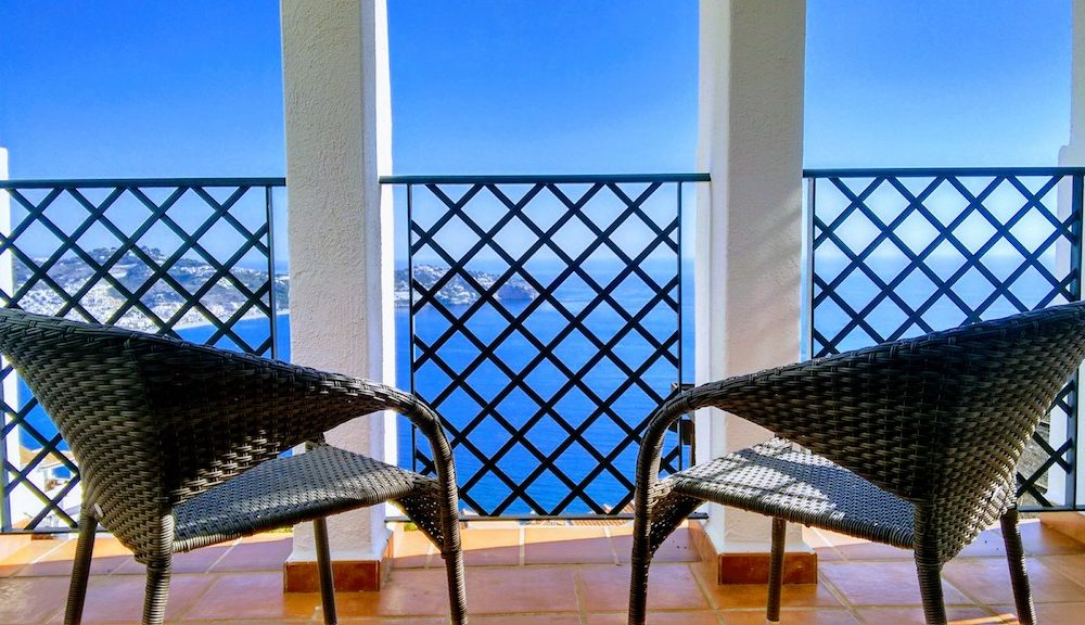 Superb house in Cerro Gordo with breathtaking sea views for sale
