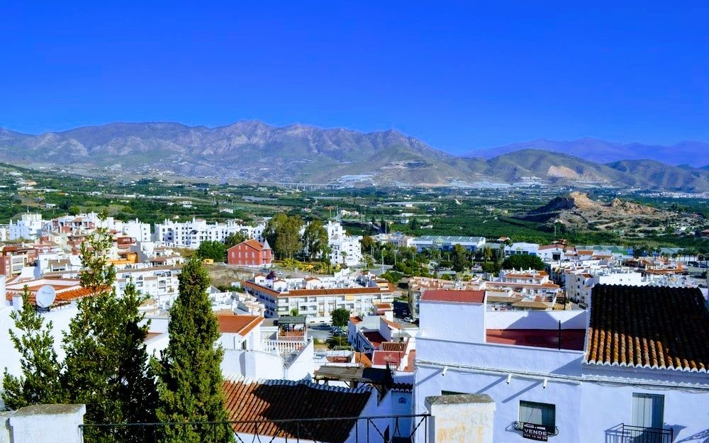 Charming and huge town house in historical center of Salobreña amazing views for sale