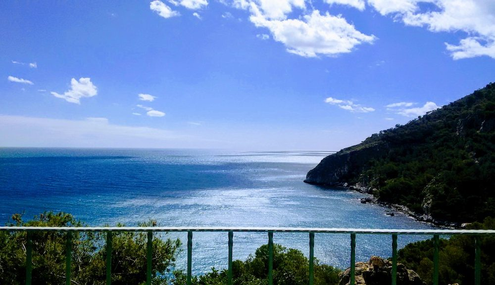 Fantastic villa with impressive views to La Herradura for holidays rental