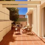 Beautiful apartment a few meters from the beach with very large terrace for sale in La Herradura