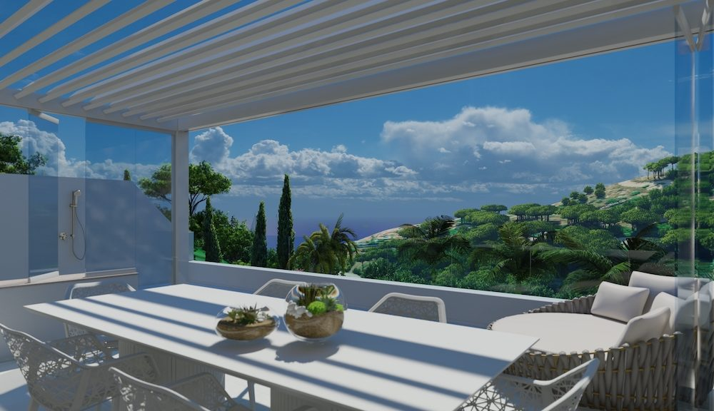 Luxurious and exclusive residence in a perfect location sea views Costa Tropical La Herradura