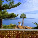 Pleasant house in Los Pinos Almuñecar with panoramic sea views for sale