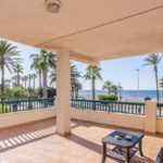 Duplex in first line amazing terrace sea views and communal pool in Salobreña for sale