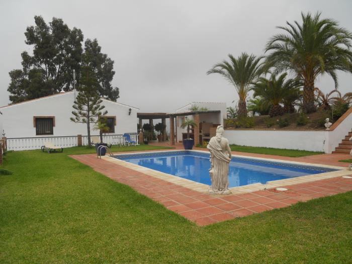 Wonderful country house with private swimming pool in Frigiliana, Málaga