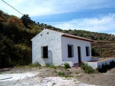 Country house for sale with pool in Frigiliana Málaga