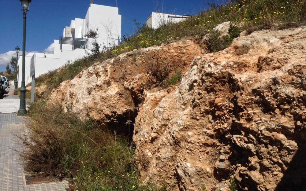 Urban plot for sale walking distance to the beach in Nerja