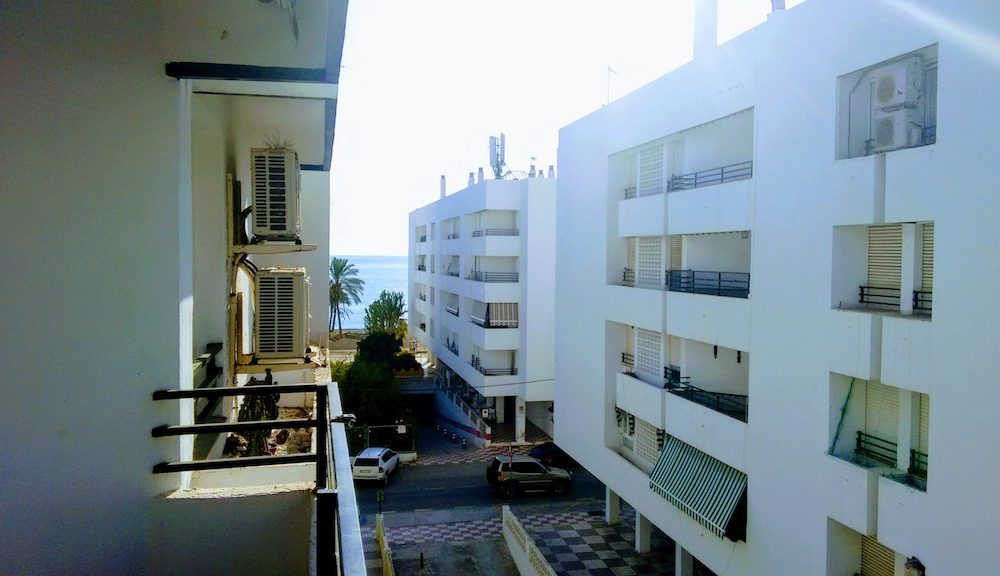 Apartment completely renovated on the Herradura close to the beach for holiday rental