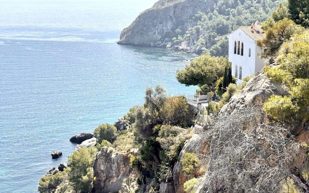 Fantástica villa con vistas impresionantes a la Herradura en Alquiler Vacacional
