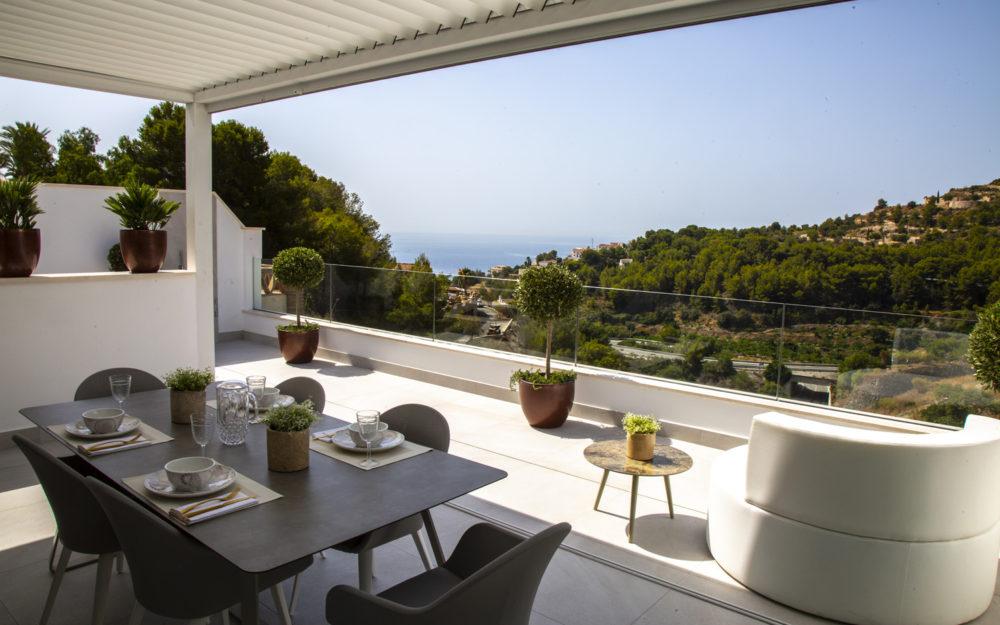 Lujosa y exclusiva residencia en una ubicación privilegiada vista al mar Costa Tropical La Herradura